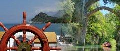 Offerta Pasqua Rafting sul Lao e gite in barca Arcomagno-